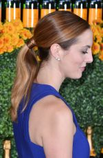 EVA AMURI at 2015 Veuve Clicquot Polo Classic in Pacific Palisades 10/17/2015
