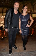 FABIENNE CARAT at Fiac 2015 Orange Party Inauguration at Grand Palais in Paris 10/21/2015