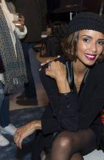 FABIENNE CARAT at Harmont & Blaine Store Opening in Paris 10/13/2015