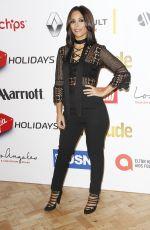 FRANKIE SANDFORD at Attitude Magazine Awards in London 10/14/2015