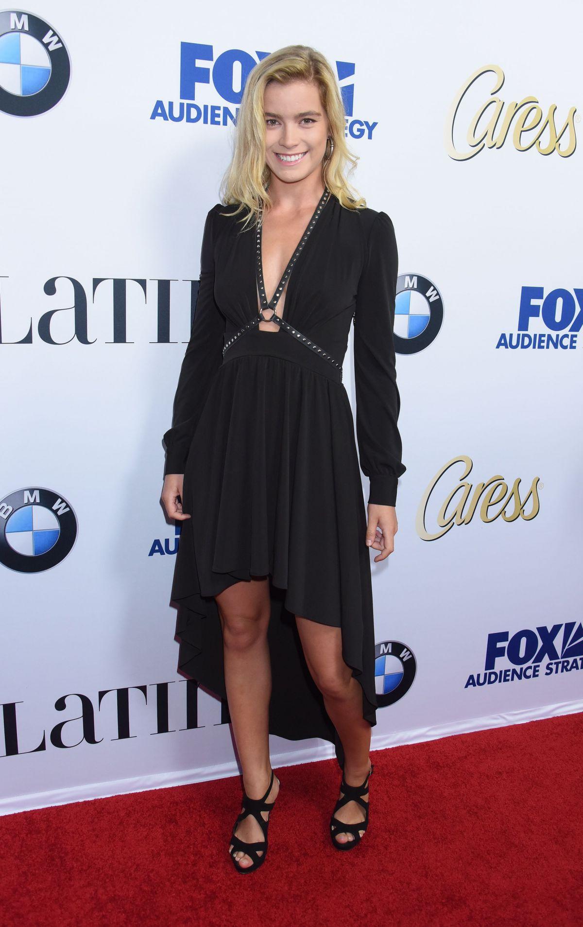 GEMITA SAMARA at Latina Hot List Party in West Hollywood 10/06/2015