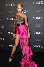 HANA JIRICKOVA at Vogue's 95th Anniversary Party in Paris 10/03/2015