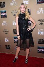 HELENA MATTSSON at American Horror Story: Hotel Screening in Los Angeles 10/03/2015