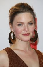 HOLLIDAY GRAINGER at Red Women of the Year Awards in London 10/12/2015