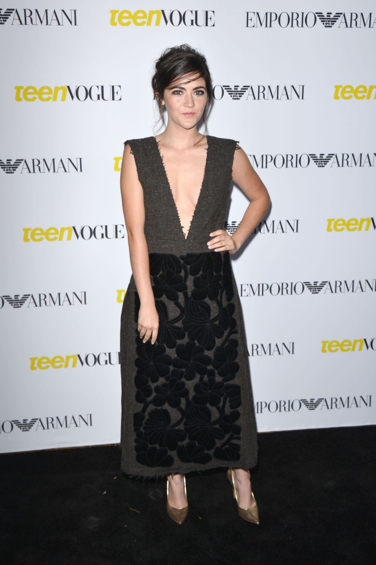 e70112326e ISABELLE FUHRMAN at Teen Vogue s 13th Annual Young Hollywood Issue Launch  Party in Los Angeles 10