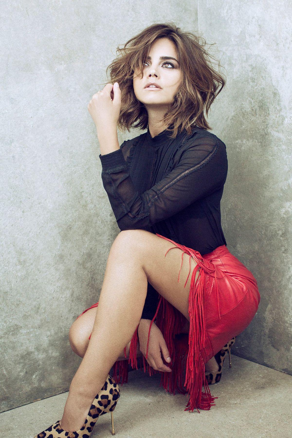 Jenna Louise Coleman Beach