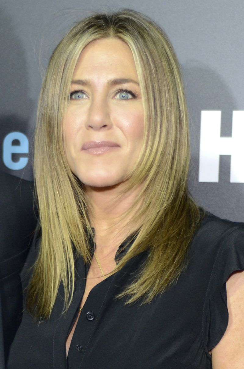 JENNIFER ANISTON at The Leftovers Season 2 Premiere in Austin 10/03 ... Jennifer Aniston
