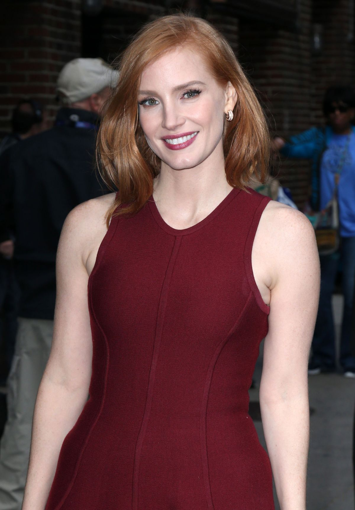 Jessica Chastain Archives - Page 5 of 21 - HawtCelebs ... Jessica Chastain