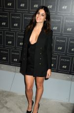JULIA RESTOIN ROITFELD at Balmain X H&M Collection Launch in New York 10/20/2015