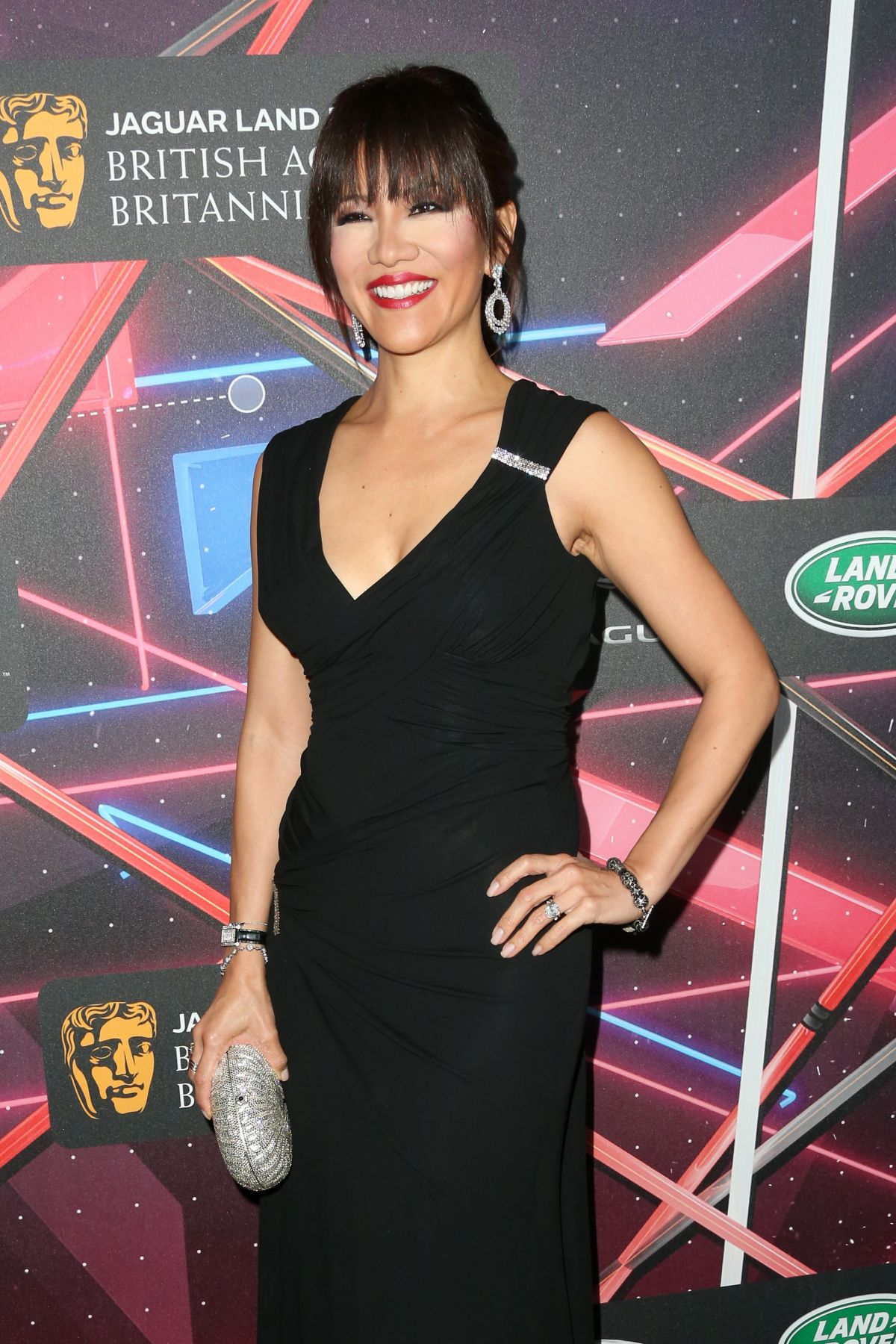 JULIE CHEN at Bafta Los Angeles Britannia Awards in Los Angeles 10/30/2015