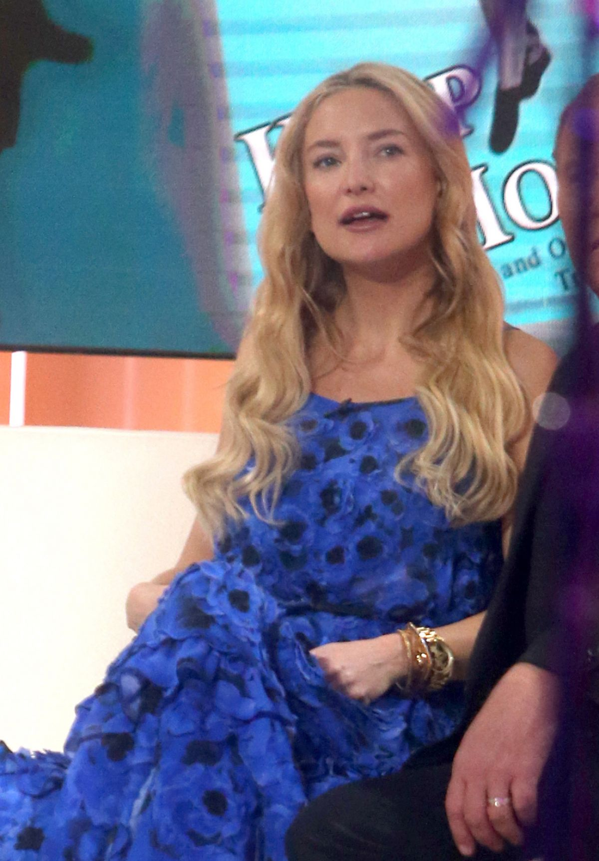 KATE HUDSON at Today Show in New York 10/15/2015 - HawtCelebs ... Kate Hudson