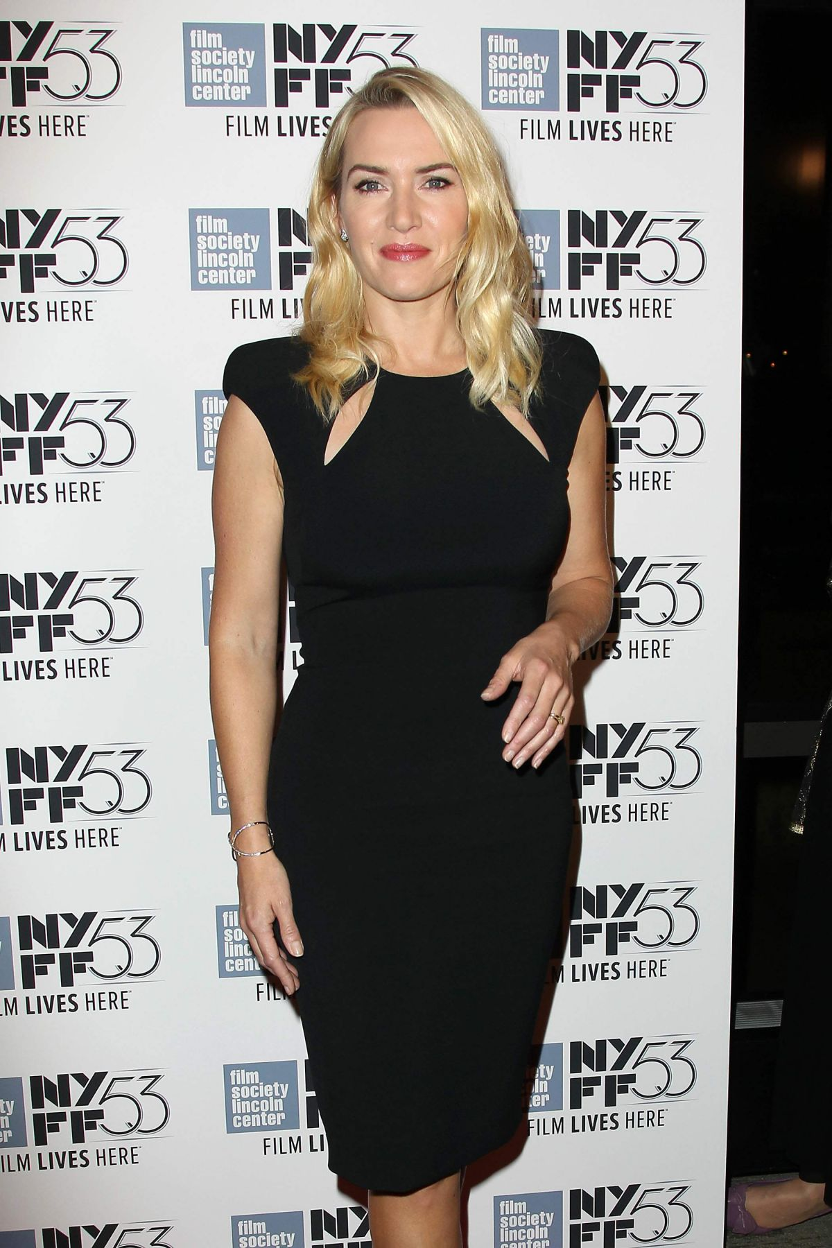 KATE WINSLET at An Evening with Kate Winslet at 53rd NYFF 10/06/2015