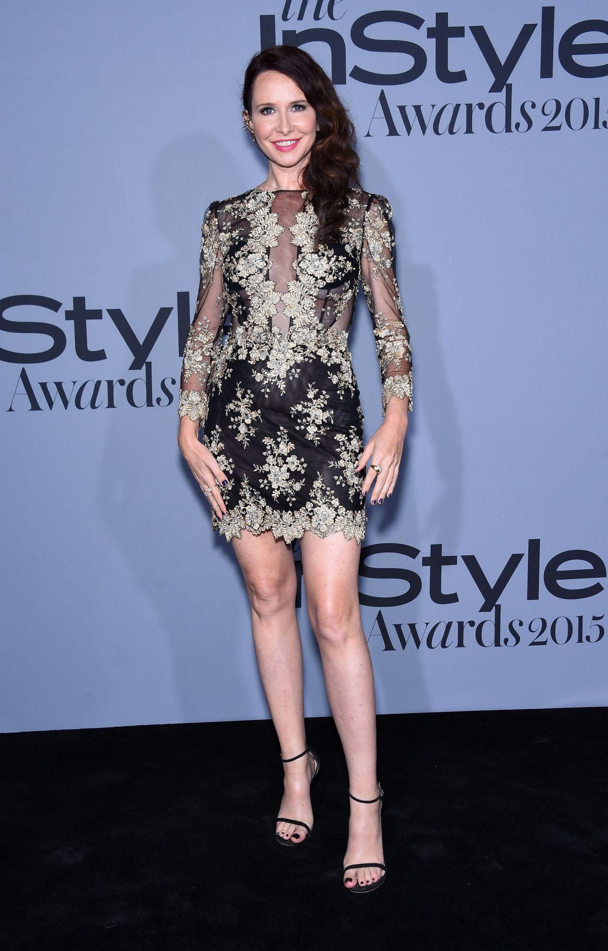KATHERINE JANE BRYANT at InStyle Awards 2015 in Los Angeles 10/26/2015
