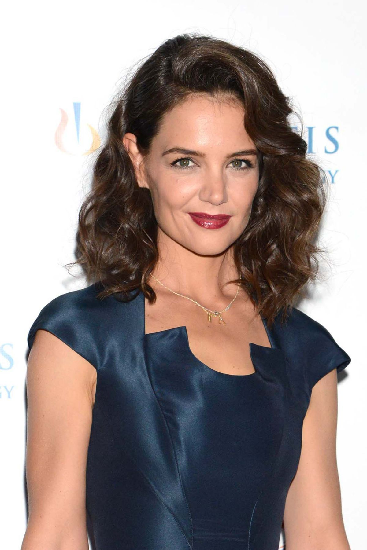 KATIE HOLMES at 2015 Skin Cancer Foundation Gala in New York 10/22/2015