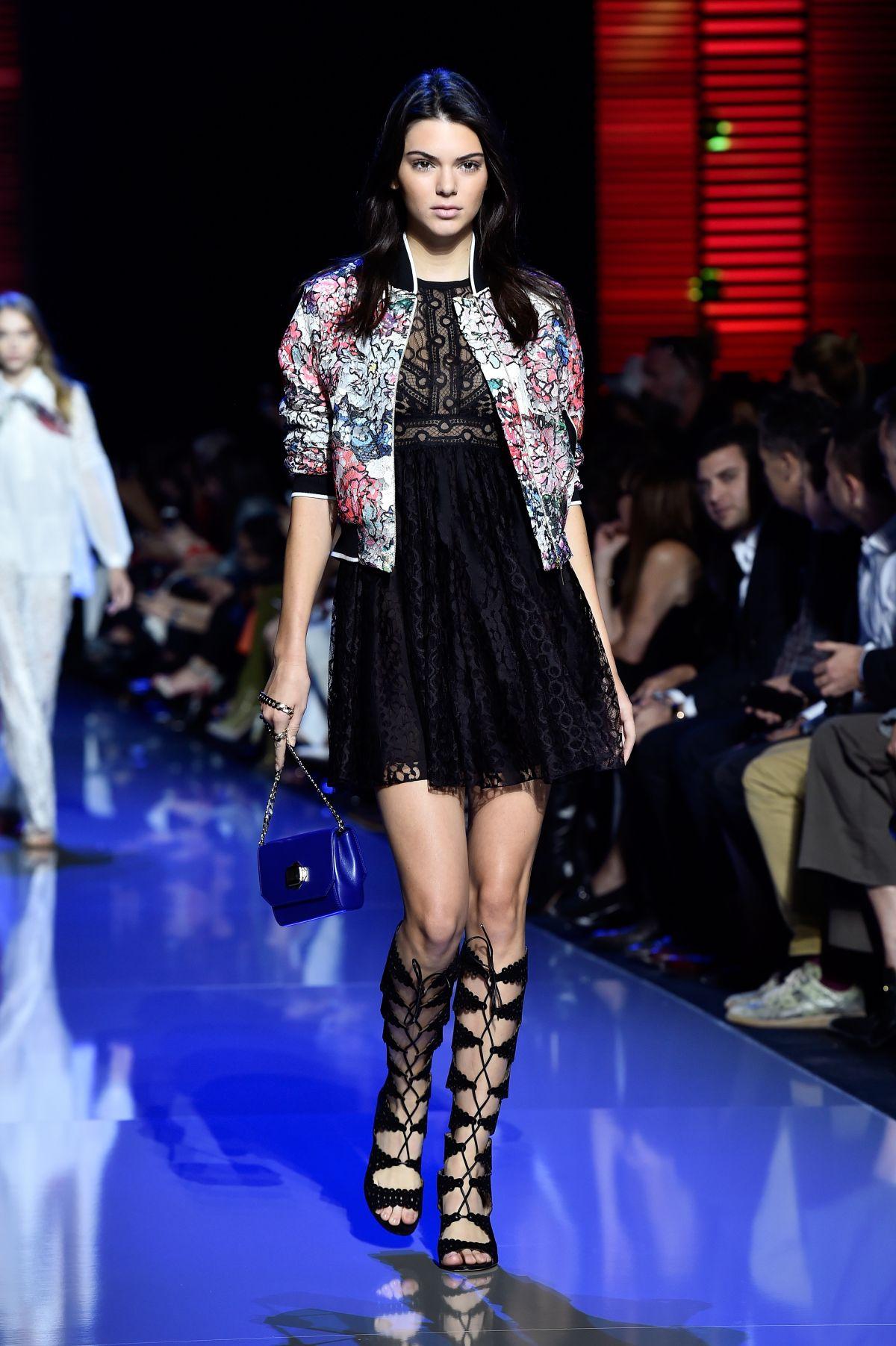 Andre kim fashion show 2