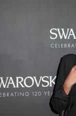 KENZA ZOUITEN at Swarovski 120 x Rizzoli Exhibition and Cocktail in Paris 09/30/2015
