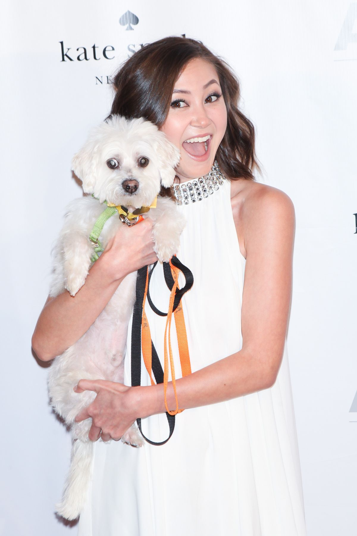 KIMIKO GLENN at 2015 Aspca Young Friends Benefit in New York 10/15/2015