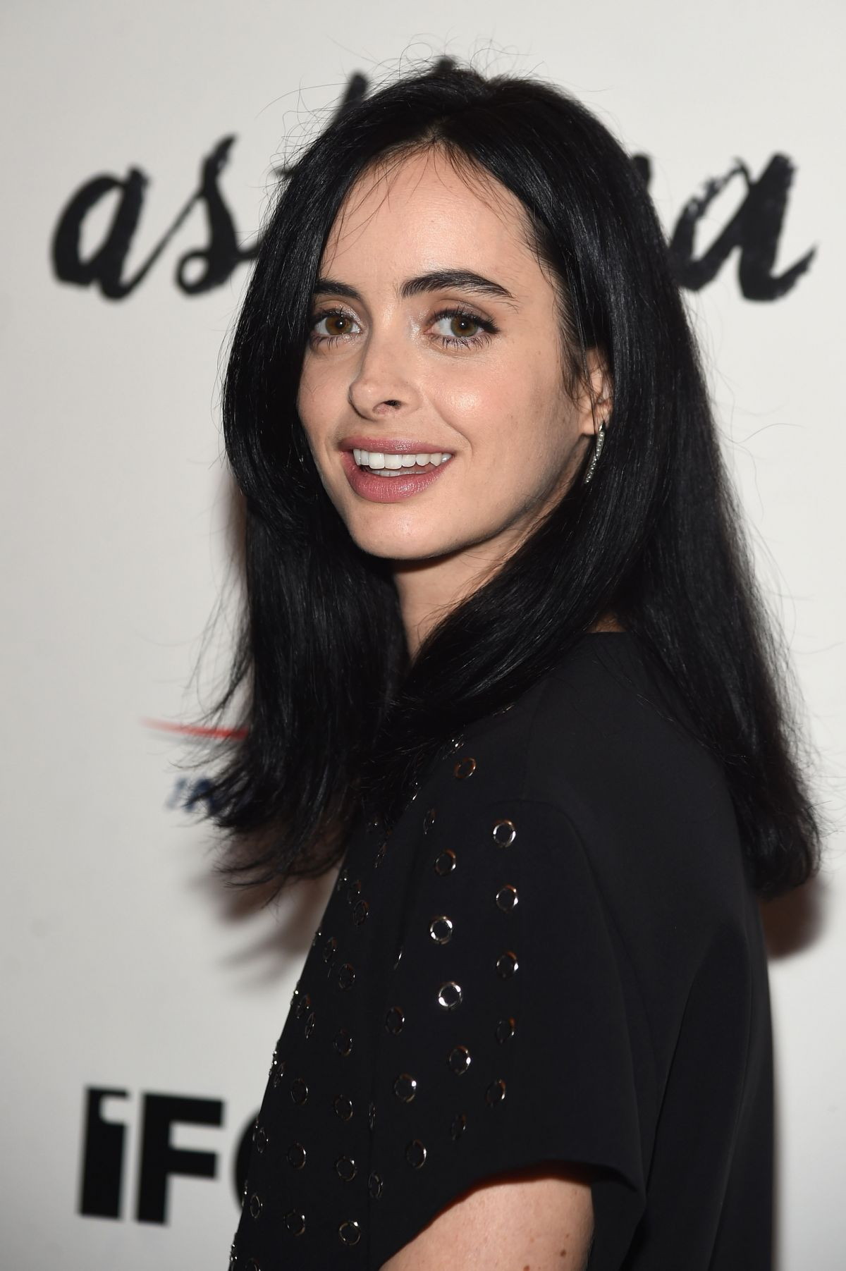 Krysten Ritter At Ashtma Screening In New York 10  08  2015
