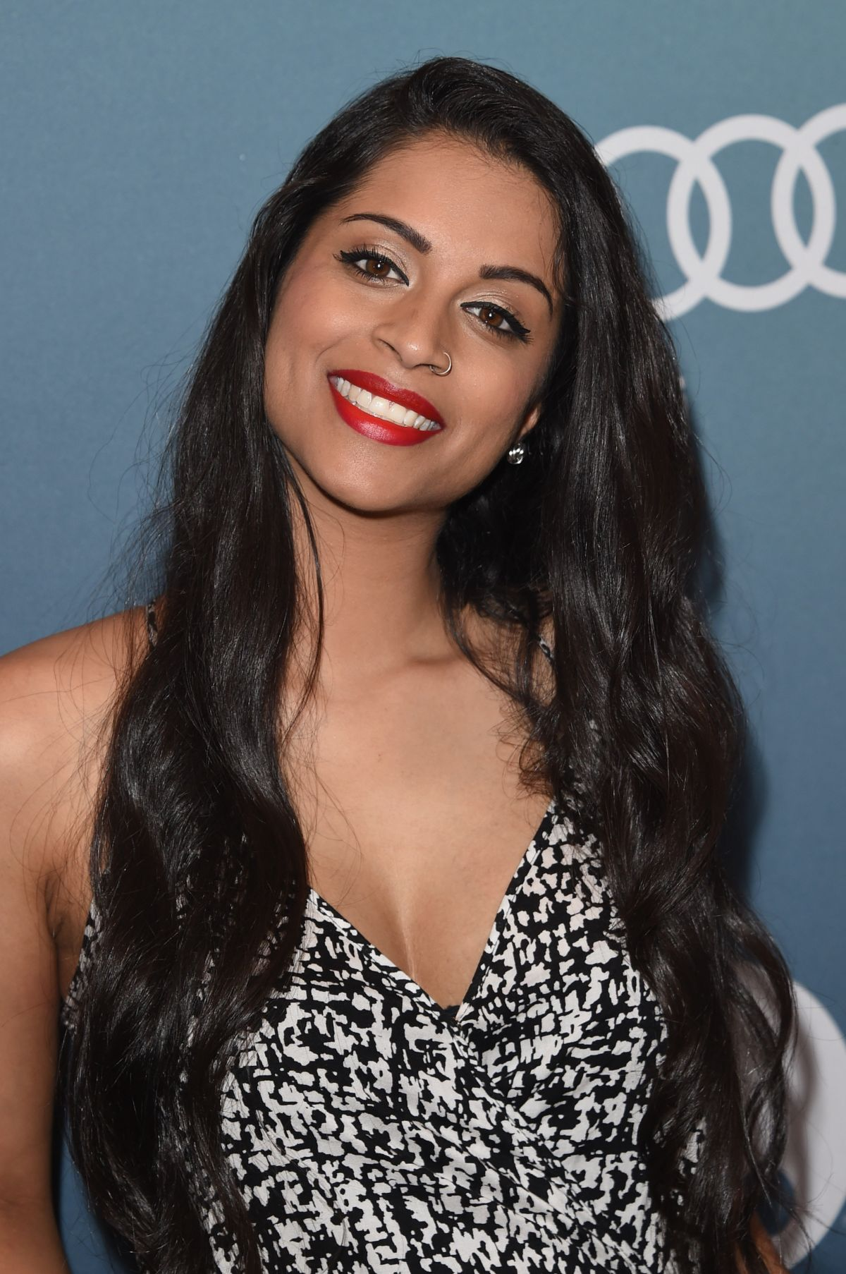 LILLY SINGH at Power of Women Luncheon in Beverly Hills 10/09/2015