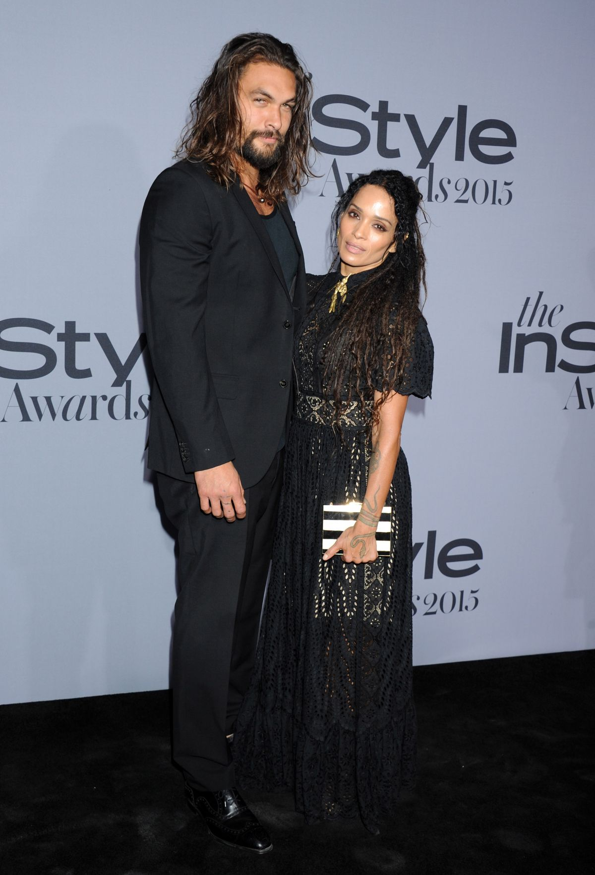 LISA BONET at InStyle Awards 2015 in Los Angeles 10/26/2015