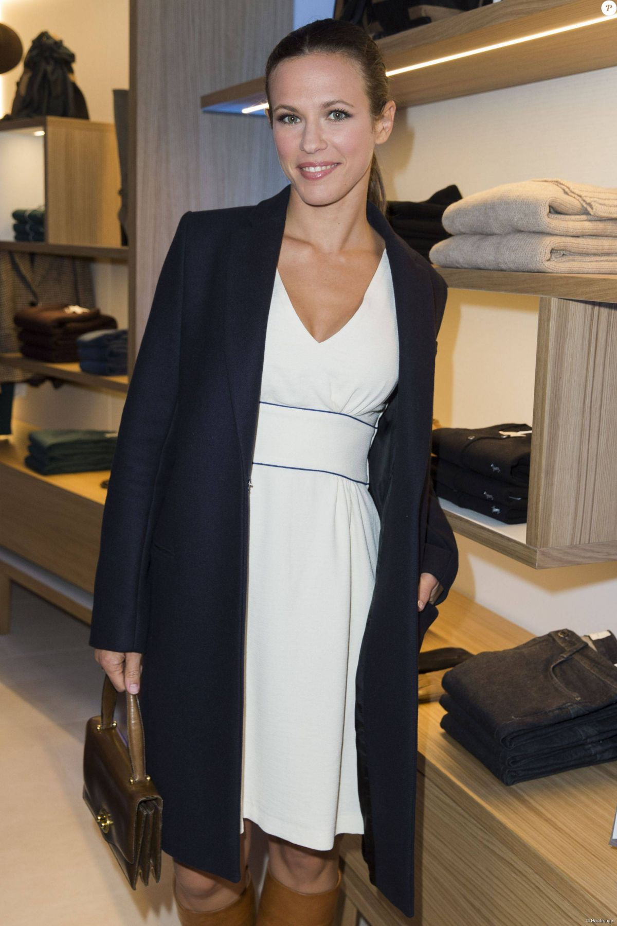 LORIE PESTER at Harmont & Blaine Store Opening in Paris 10/13/2015