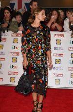 LOUISE REDKNAPP at Pride of Britain Awards 2015 in London 09/28/2015