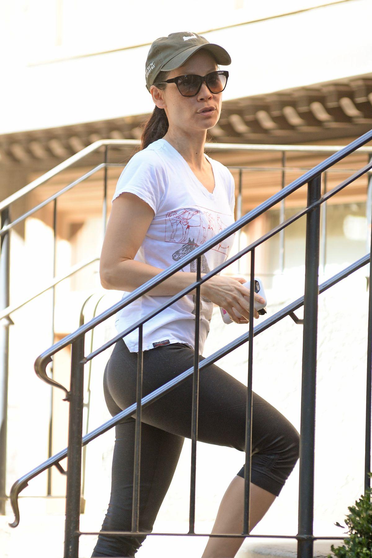 Pics Photos - Lucy Liu In Her Underwear