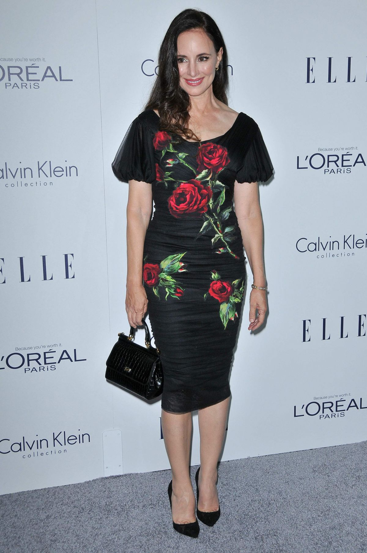 MADELEINE STOWE at 2015 Elle Women in Hollywood Awards in Los Angeles 10/19/2015
