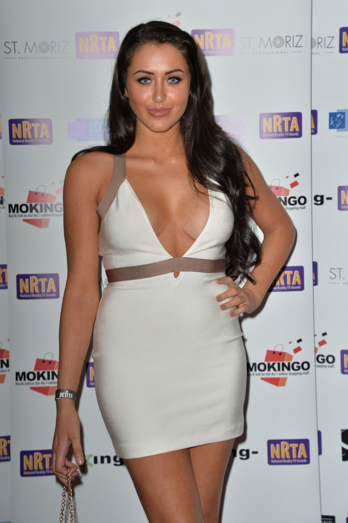 MARNIE SIMPSON and BIANCA GASCOIGNE at Reality TV Awards ...