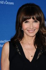 MARY STEENBURGEN at Oceana Concert for Our Oceans in Beverly Hills 09/28/2015