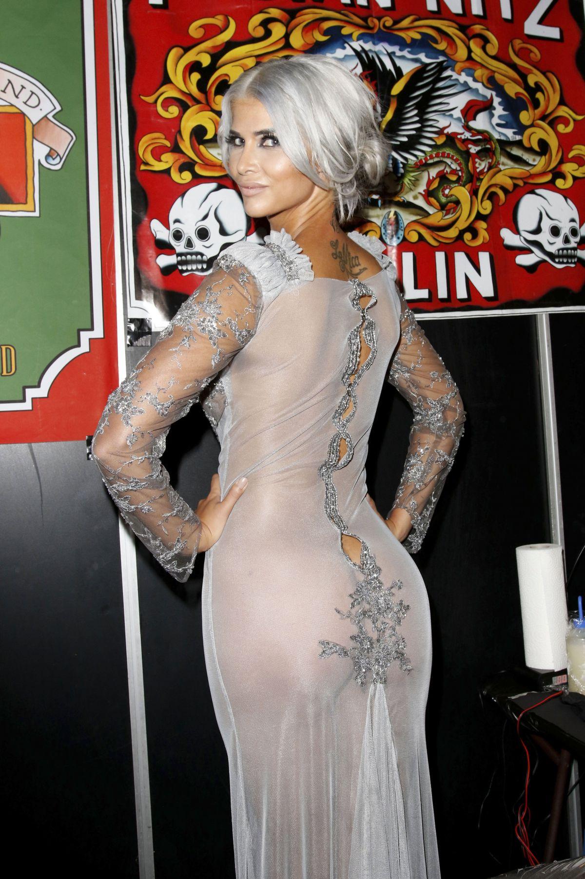 MICAELA SCHAEFER at 19th Venus Erotic Fair in Berlin 10/15/2015