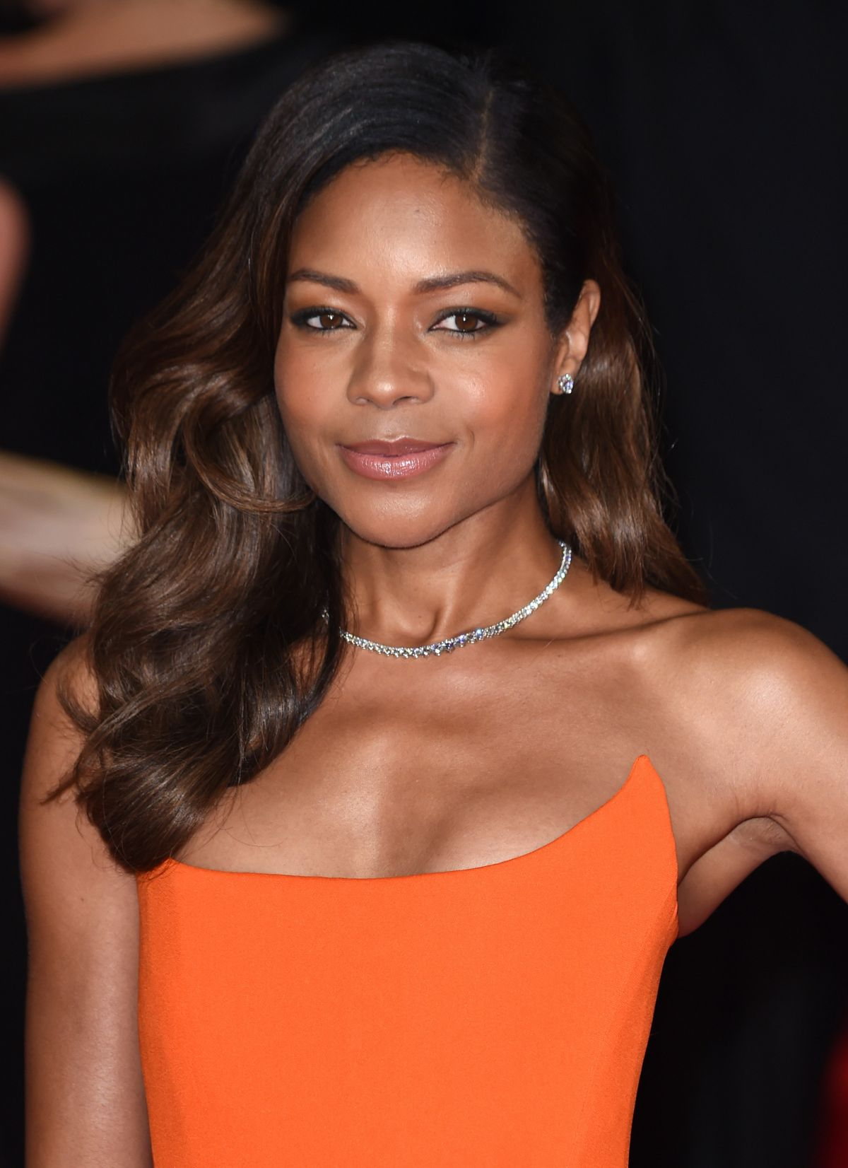 Naomie Harris at the Costume Institute Gala in New York 05