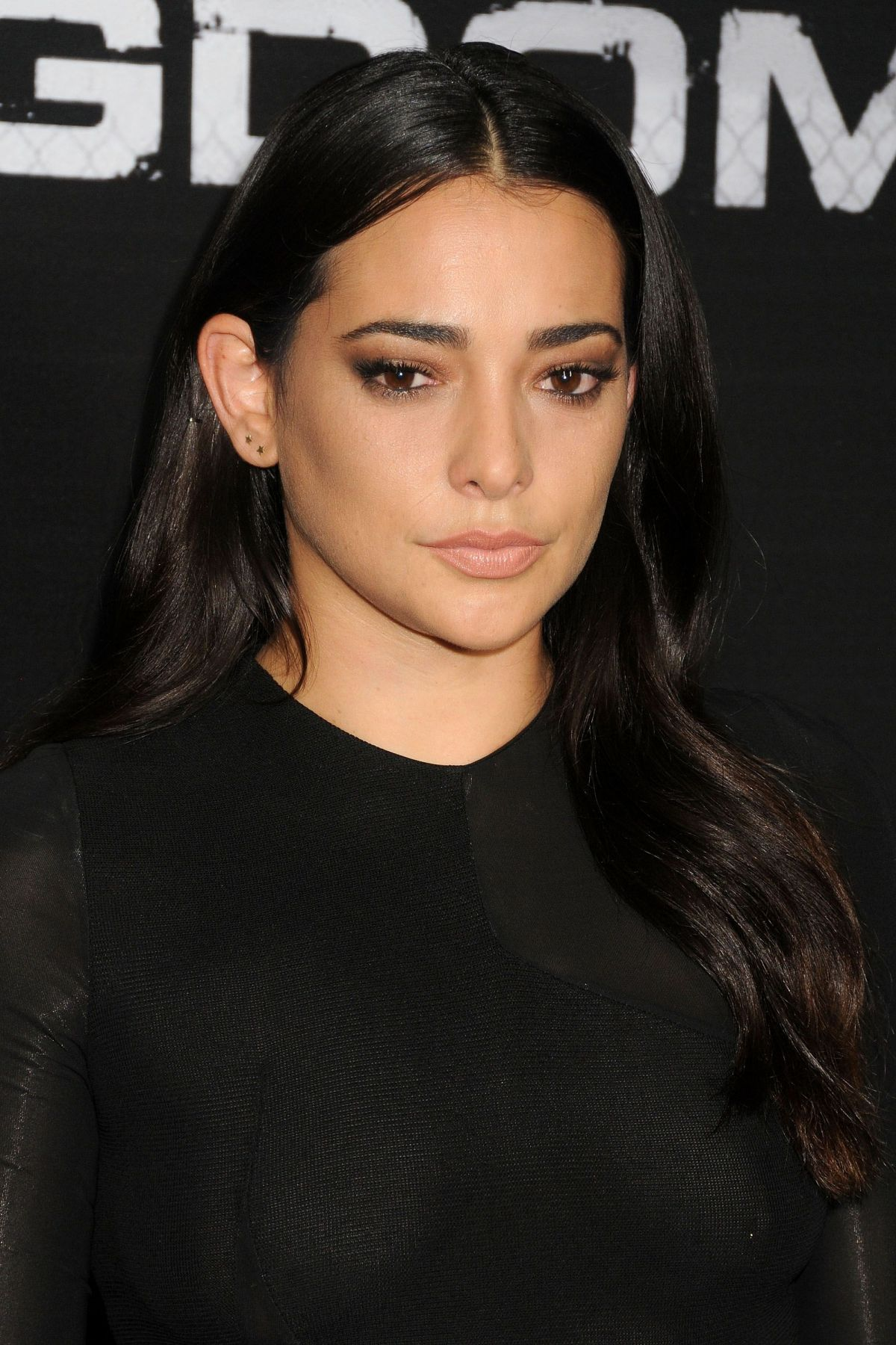 NATALIE MARTINEZ at Kingdom Season 2 Premiere in West Hollywood 10/06/2015