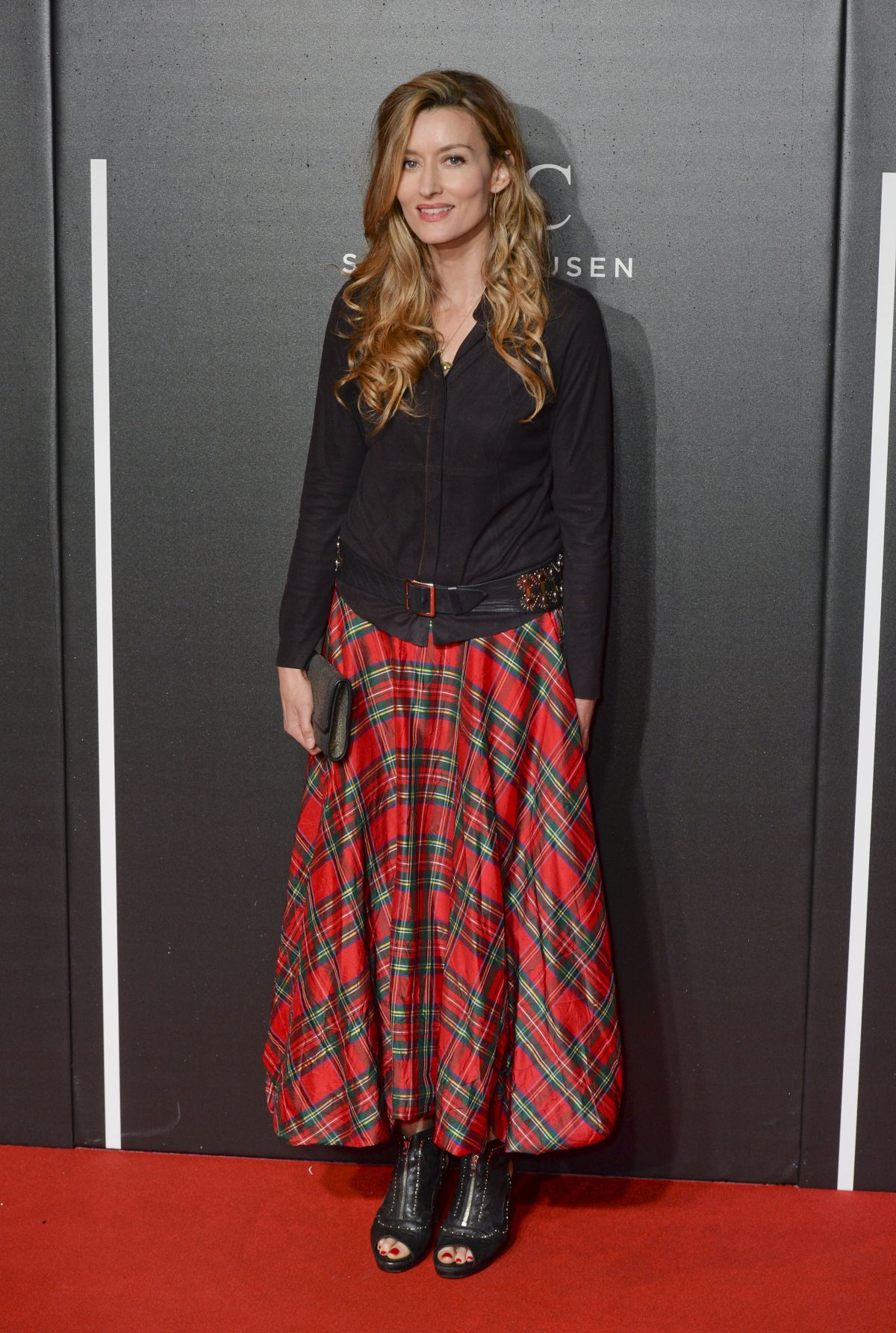 NATASCHA MCELHONE at BFI Luminous Fundraising Gala in London 10/06/2015