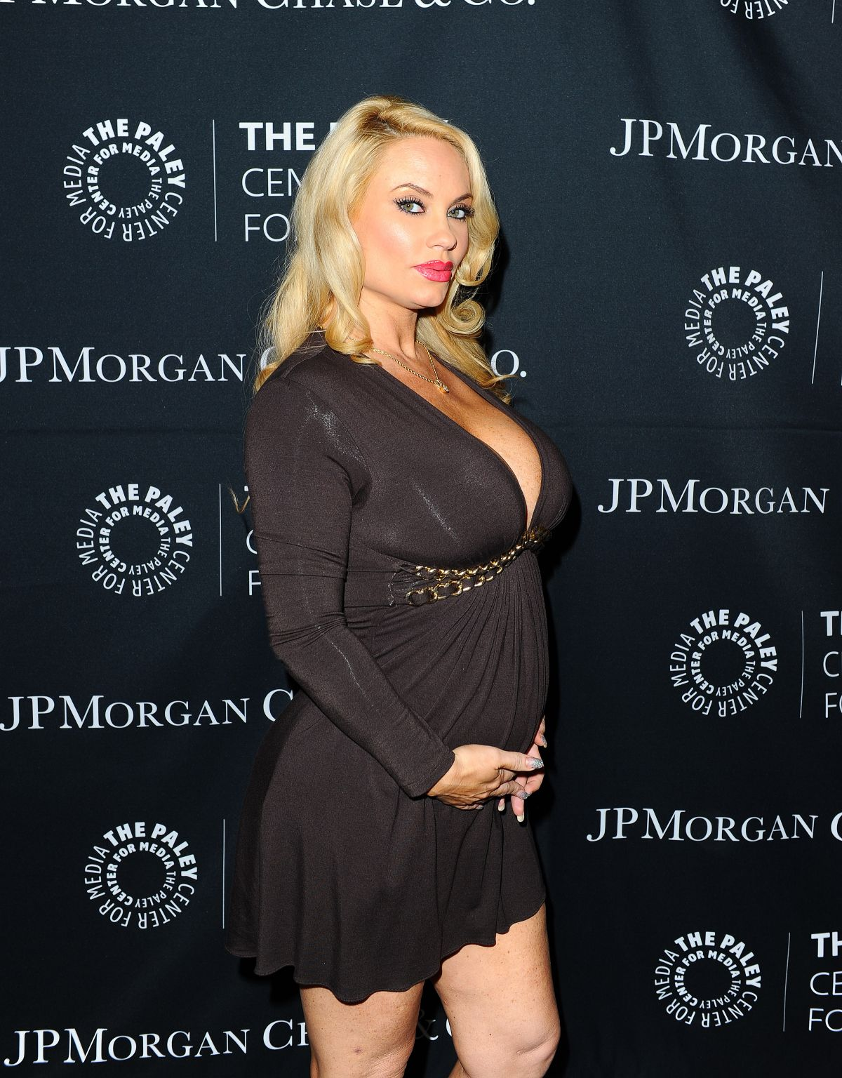 NICOLE COCO AUSTIN at Tribute to African American Achievements in Television in Beverly Hills 10/26/2015