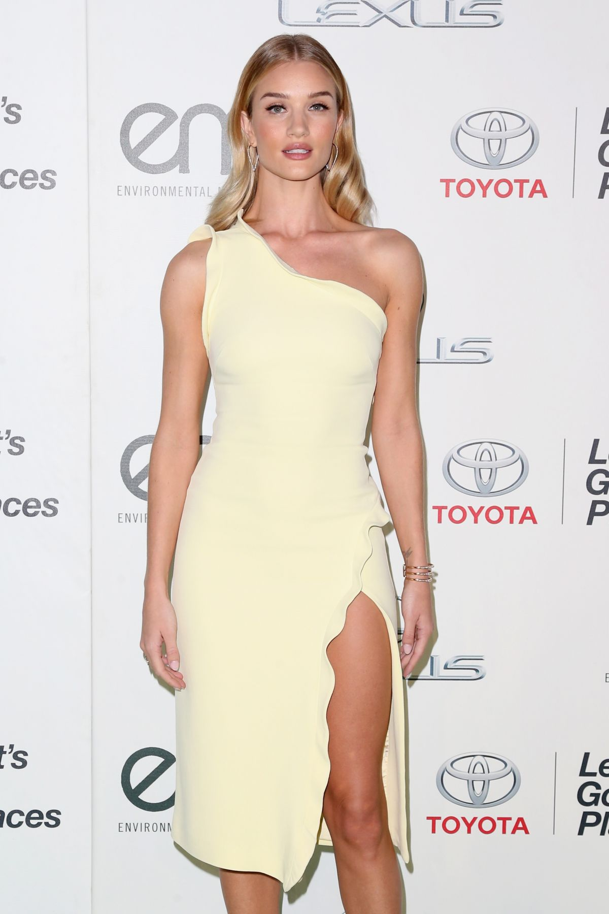ROSIE HUNTINGTON-WHITELEY at 2015 EMA Awards in Burbank 10/24/2015