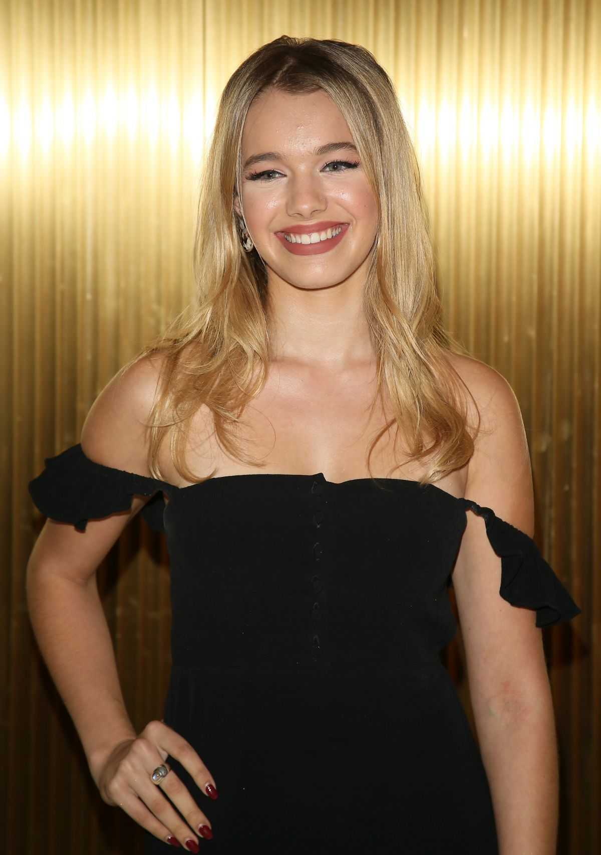 SADIE CALVANO at 44th Annual Peace Over Violence Humanitarian Awards in Los Angeles 10/16/2015