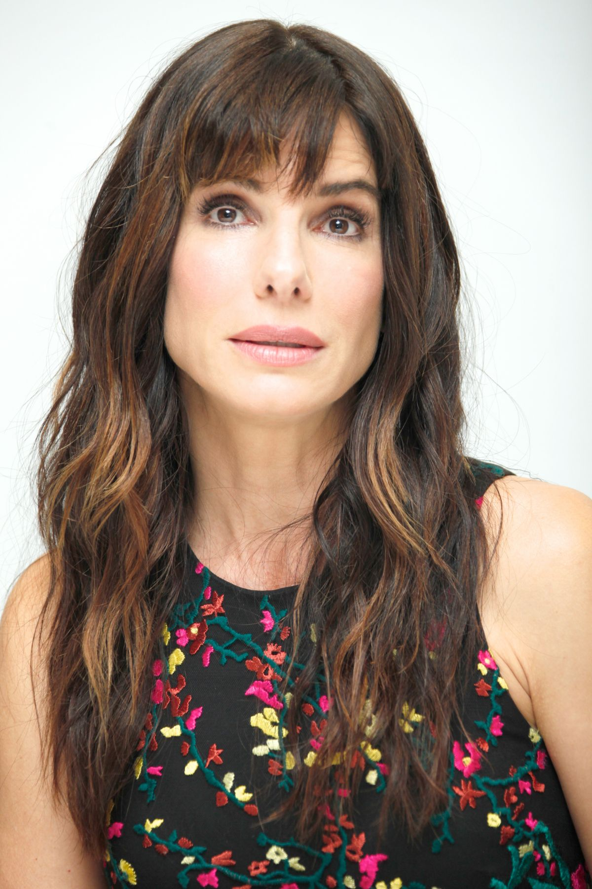 SANDRA BULLOCK at Our ...
