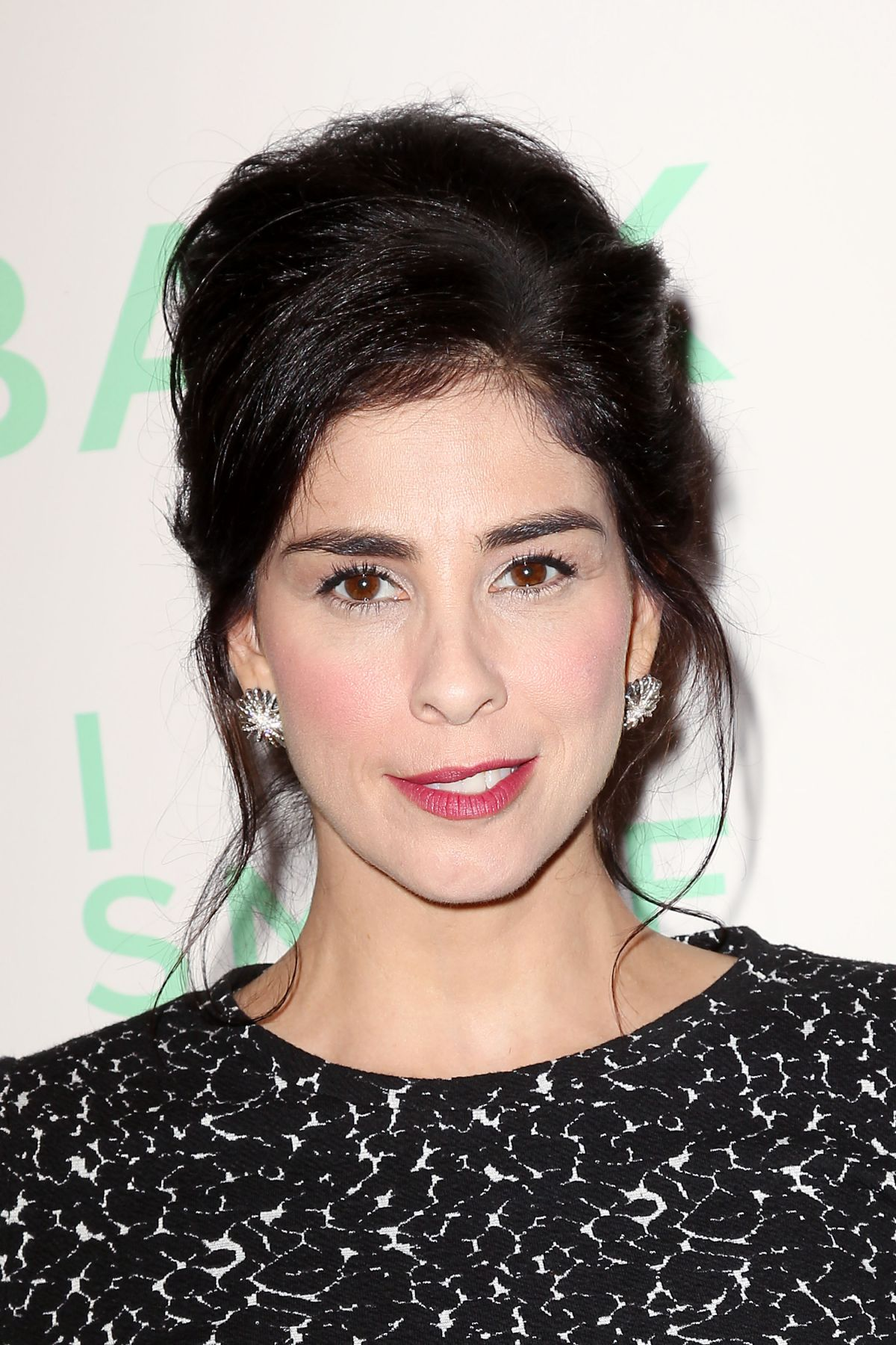 Sarah Silverman At I Smile Back Screening In New York 10