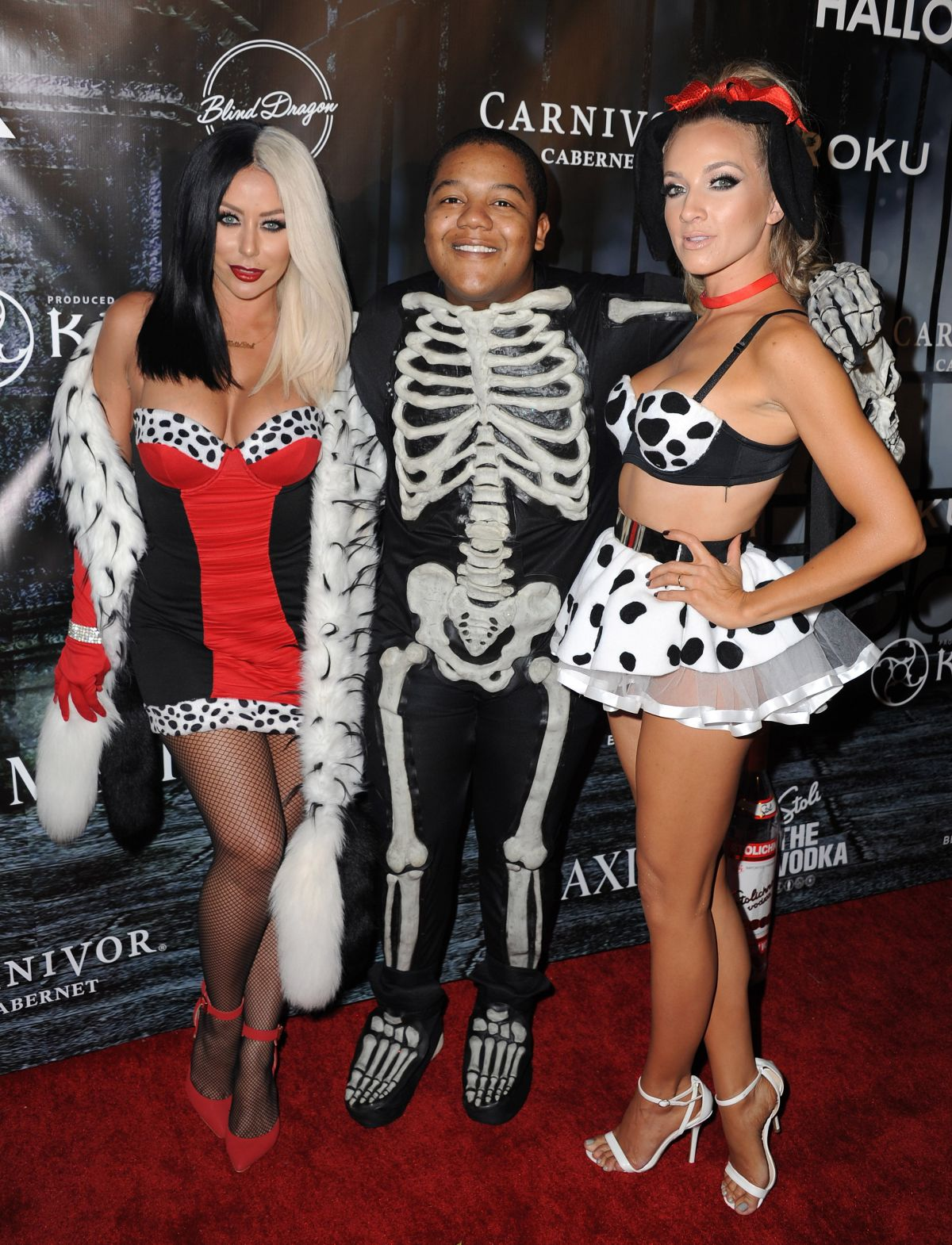 SHANNON BEX at Maxim Magazine's Official Halloween Party in ...