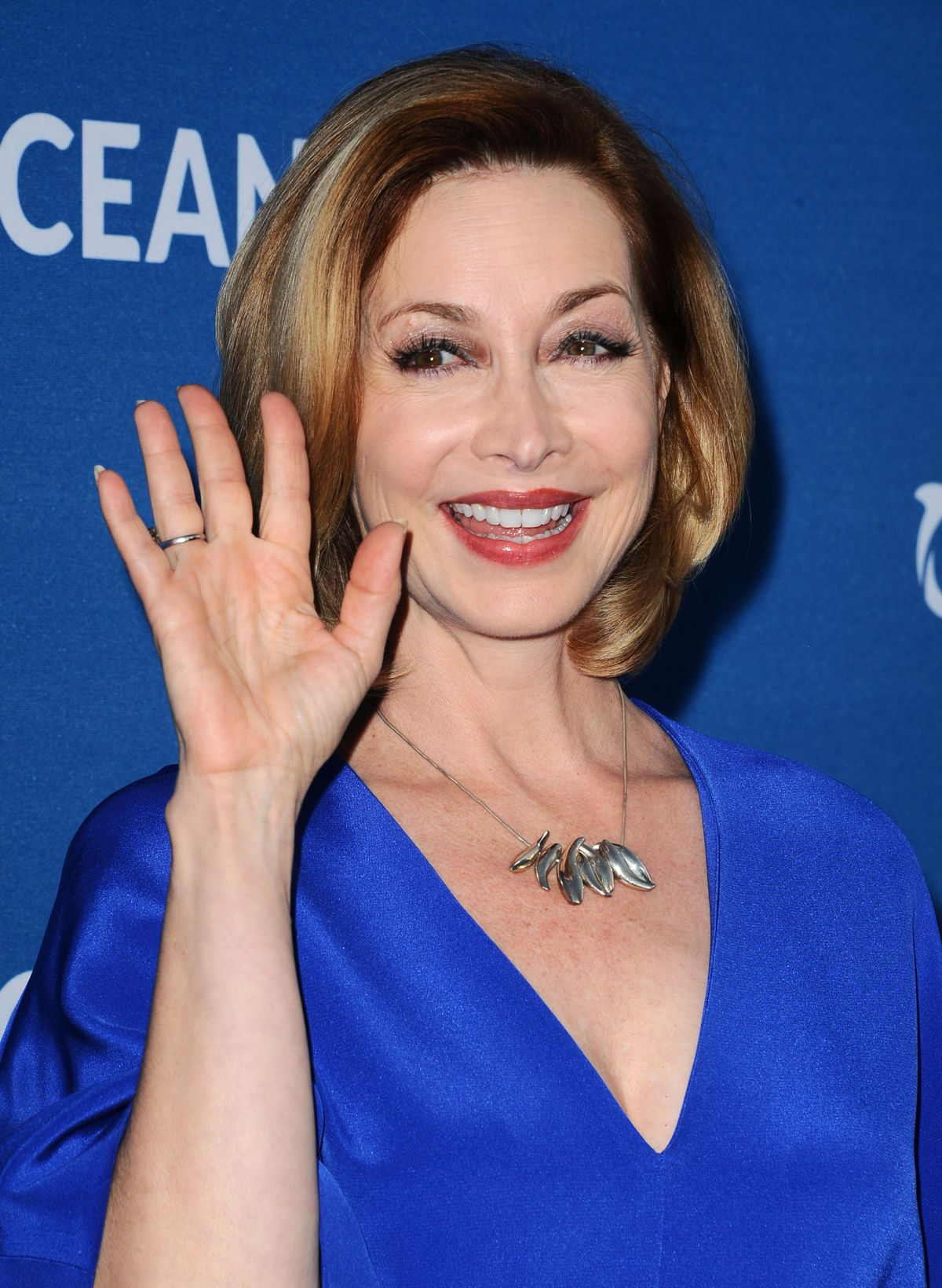 SHARON LAWRENCE at Oceana Concert for Our Oceans in Beverly Hills 09/28/2015