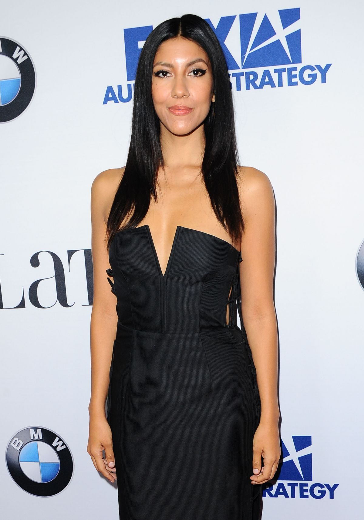 STEPHANIE BEATRIZ at Latina Hot List Party in West Hollywood 10/06/2015