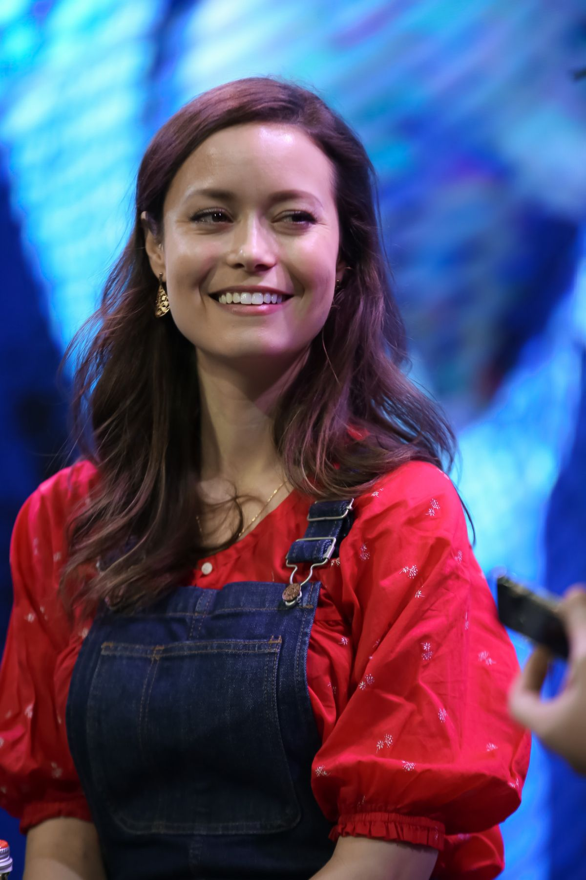 SUMMER GLAU at Comic-con in Moscow 10/02/2015