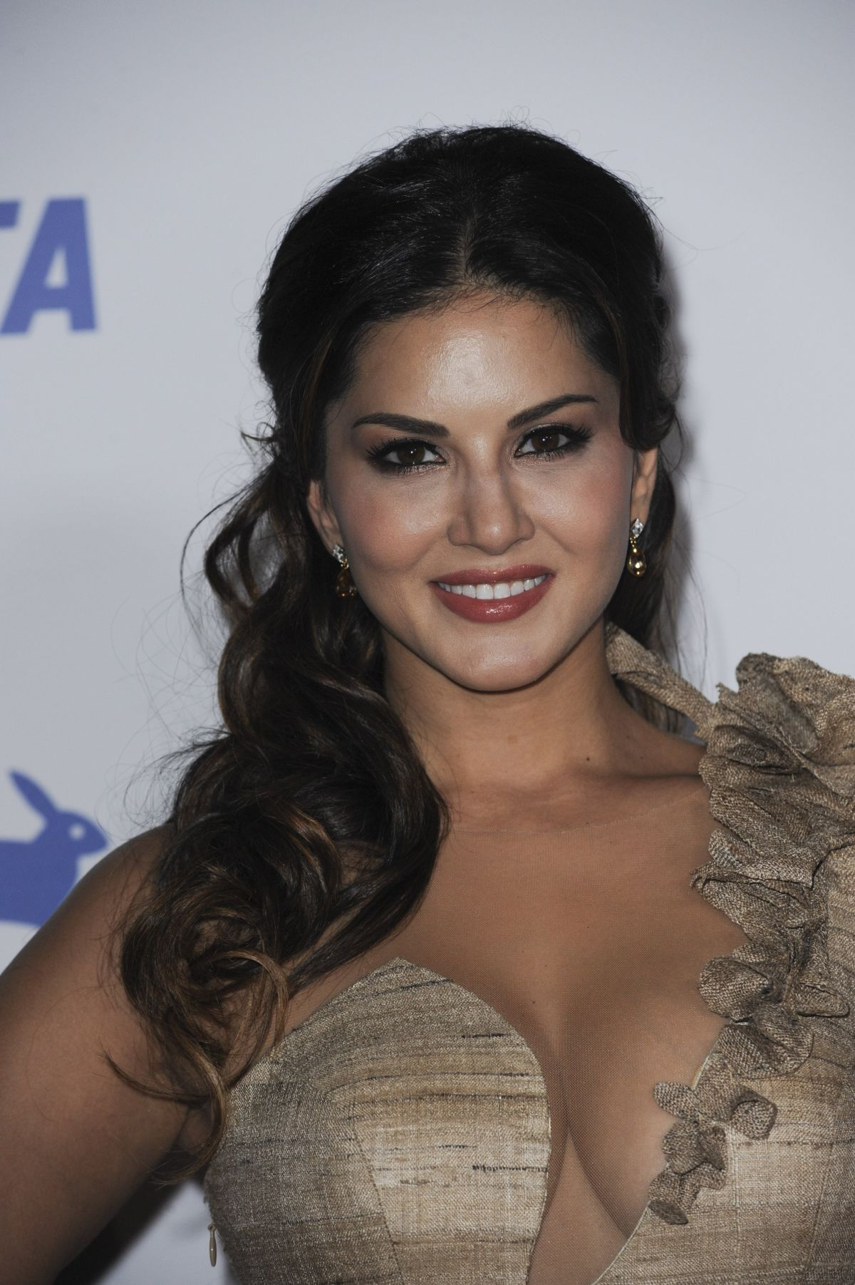 SUNNY LEONE at Peta's 35th Anniversary Party in Los Angeles 09/30/2015