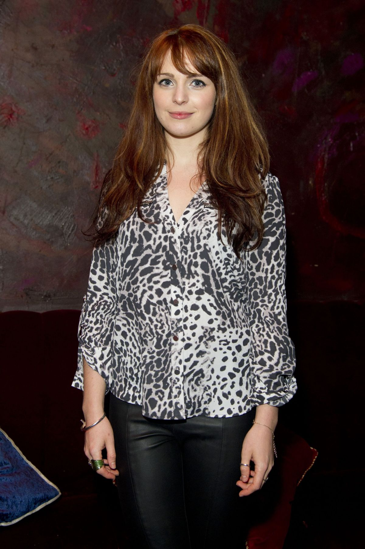TAMLA KARI at Mojo After Party in London 10/13/2015