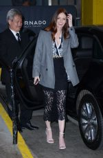 :YDIA HERST Out and About in New York 11/17/2015