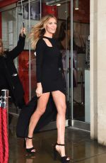ABIGAIL ABBEY CLANCY at New Occasion Wear Collection for Matalan Launch in London 11/04/2015