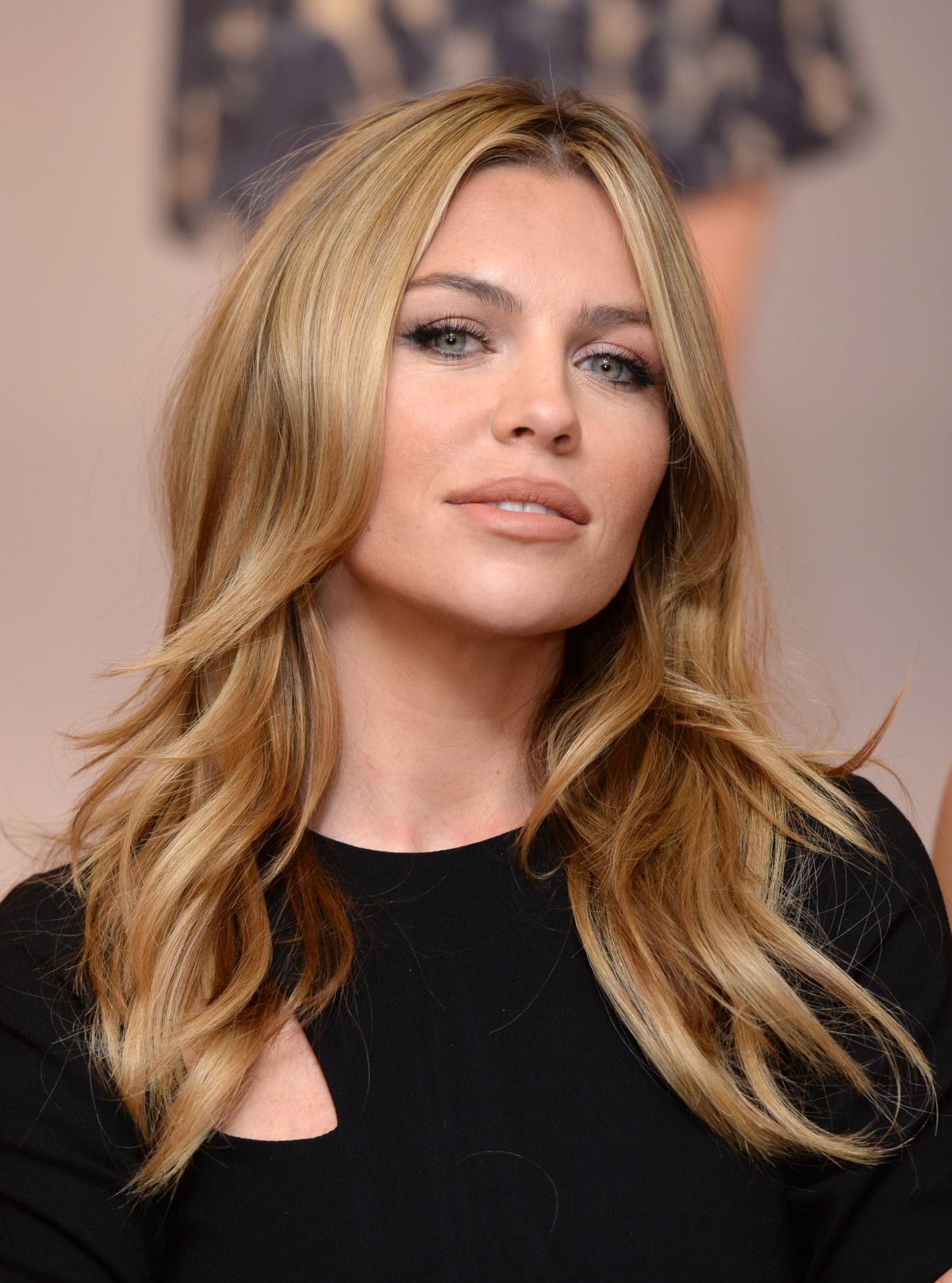 ABIGAIL ABBEY CLANCY at New Occasion Wear Collection for