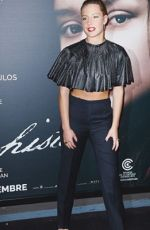 ADELE EXARCHOPOULOS at Les Anarchistes Premiere in Paris 11/05/2015