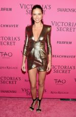 ADRIANA LIMA at Victoria's Secret 2015 Fashion Show After Party 11/10/2015